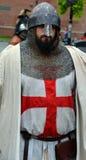 Usage de personnes comme Moyen Âge Photographie stock libre de droits