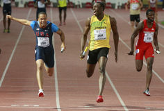 Usain Bolt Stock Photo