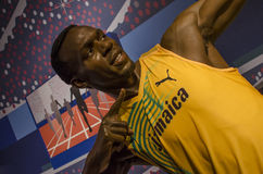 Usain bolt Royalty Free Stock Photography