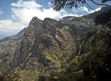 Usambara Mountains, Tanzania. Viewpoint in the Usambara Mountains, Tanzania, Africa stock photos