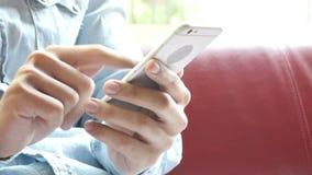 Usando Smartphone, usando Apps almacen de video