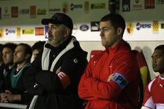 USAP contro Biarritz - rugby francese del principale 14 Immagine Stock