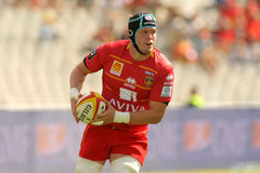 USAP Perpignan Luke Narraway Stock Photo