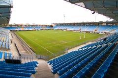 USAP Perpignan stadium Royalty Free Stock Photo