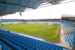 USAP Perpignan stadium Royalty Free Stock Photos