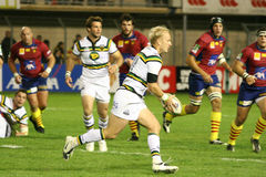 USAP vs Northampton Saints Royalty Free Stock Images