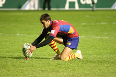 USAP vs Northampton Saints Royalty Free Stock Image
