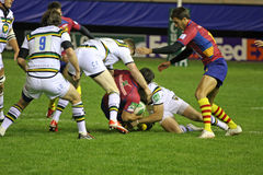 USAP vs Northampton Saints Stock Photo