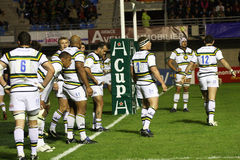 USAP vs Northampton Saints Stock Photography