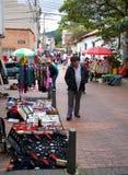 Usaquen Flea Market Royalty Free Stock Photo