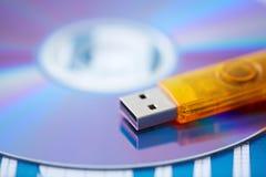 USB时代 库存图片