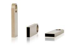 USB棍子 免版税库存照片