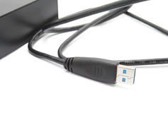 USB端口 图库摄影
