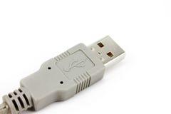 USB缆绳 库存照片