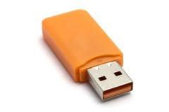 USB闪光驱动 库存图片