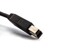 0 usb 3 0 кабелей Стоковое фото RF
