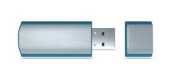 usb ключа одного Стоковая Фотография RF