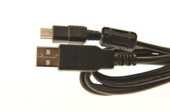 USB Fotografie Stock