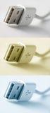 USB Stock Afbeelding