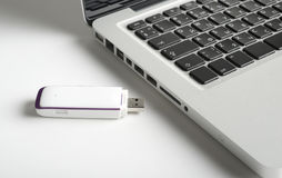 Usb 3g modem Stock Photos