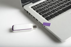 Usb 3g modem Royalty Free Stock Image