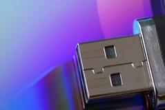 USB Royalty-vrije Stock Afbeeldingen