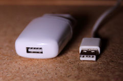 Usb stockfotografie