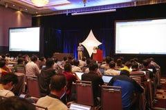 USB ALS Ontwikkelaardagen Stock Fotografie