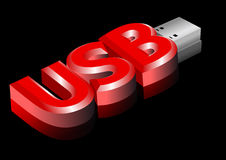 Usb Royalty Free Stock Photos