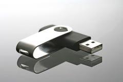 USB-Blinken-Laufwerk Stockbilder