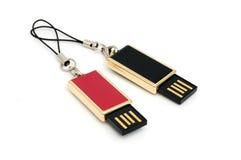 USB Blinken-treibt an Lizenzfreies Stockfoto