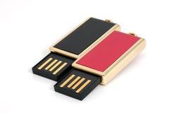 USB Blinken-treibt an Lizenzfreie Stockbilder