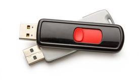 USB-Blitz-Antriebe Stockbild