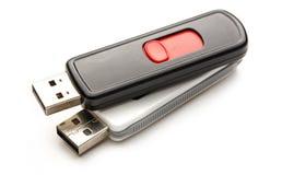 USB-Blitz-Antriebe Lizenzfreie Stockbilder