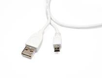 Usb-câble Images stock
