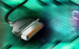 USB cable Stock Photos