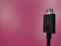 USB cable Royalty Free Stock Photos