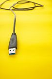 USB 3.0 Cable Royalty Free Stock Photos