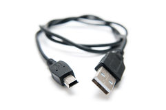 Usb cable Stock Images