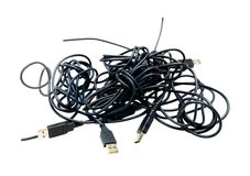 Free Usb Cables Stock Photography - 28782022