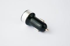 Usb car charger Stock Photos
