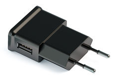 USB charger Royalty Free Stock Photos