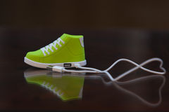 A USB charger Royalty Free Stock Images