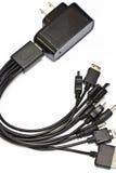 Usb charging plugs Stock Photos