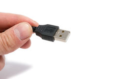 USB Connect Stock Images