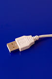 USB connection Royalty Free Stock Photos
