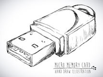 Usb connection design vector illustration eps10 graphic Stock Image