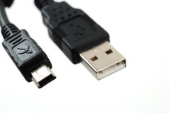 USB connector Stock Image