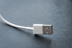 USB connector. Stock Images