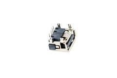 USB Connector Chip Stock Photos